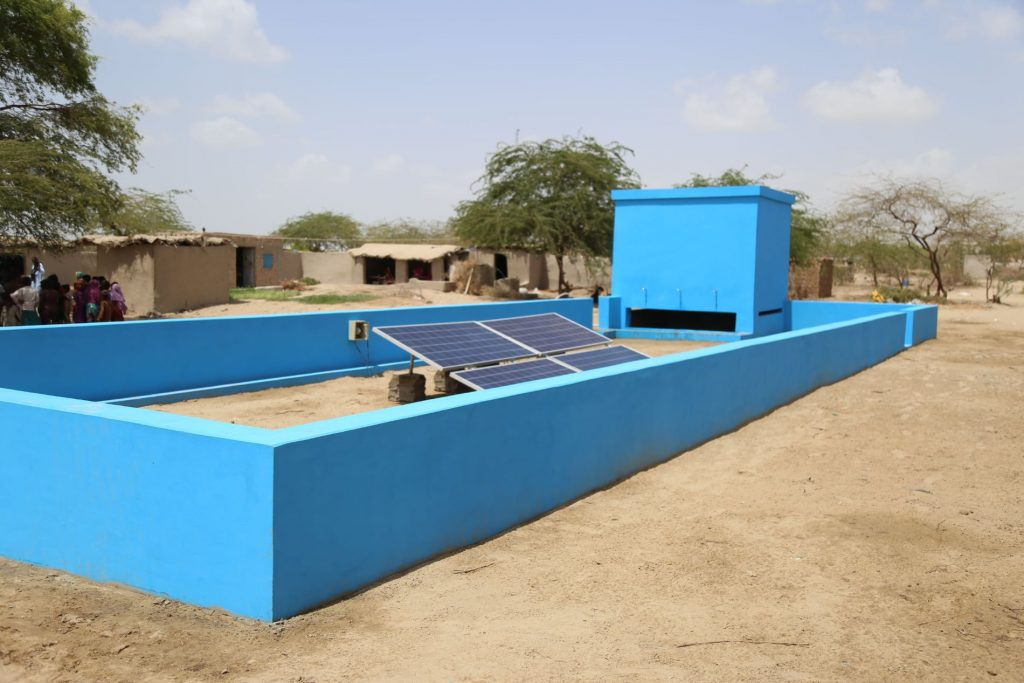 FDRP Solar Water