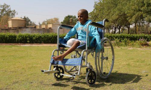 FRDP Wheelchair
